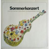 A. Vivaldi/J. Haydn/L.V. Beethoven/G. Mahler(Sommerkonzert)1976,DG,NM