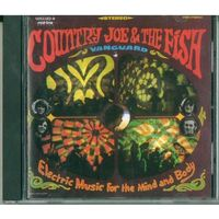CD Country Joe & The Fish - Electric Music For The Mind And Body / Folk Rock, Stoner Rock, Psychedelic Rock