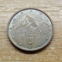 Словакия 2 евроцента 2009_РАСПРОДАЖА КОЛЛЕКЦИИ