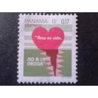 Панама 1988 донорство