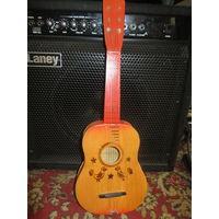 Гитара сувенирная из СССР