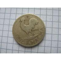 Малави 1 квача 1992г.