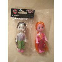Новые куклы Gothic girl лотом дешево. Почтой высылаю при покупке от 5 рублей