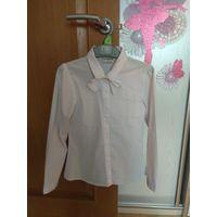 Блузка / рубашка школьная р.128-134 waikiki