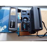 Polaroid 636 Closeup, made in UK