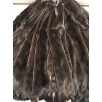 Подборка меха норки на шубу(35 штук)