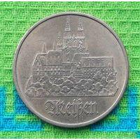 Германия (ГДР) 5 марок 1972 года. г. Мейсен
