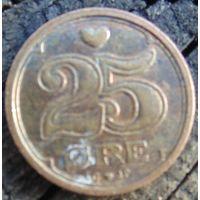25 эре 1996 Дания