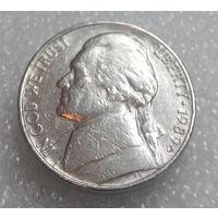 5 центов 1989 (D) США #01