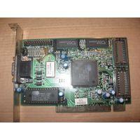 Видеокарта CL 1мб PCI