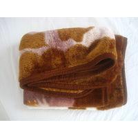 Плюшевое детское одеяло/плед