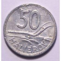 50 геллеров словакия 1943