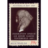 1 марка 1989 год Австралия 1138
