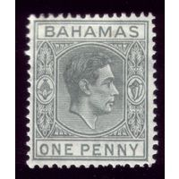 1 марка 1941 год Багамы 105