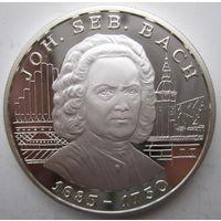 Андорра. 10 динеров (экю) 1997. Серебро. Пруф. 210