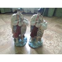 Фарфоровые статуэтки-3 шт