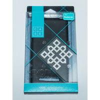 1691 Чехол для Xiaomi Redmi 4А Case силикон чёрный