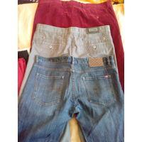 Джинсы и брюки мужские на выбор: 50-52- р