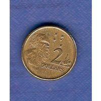 2 доллара 2008 г.