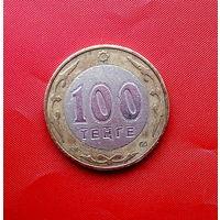 87-17 Казахстан, 100 тенге 2005 г.