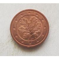 2 евроцента 2012 Германия A