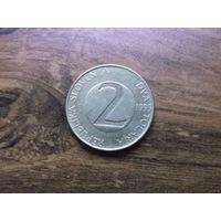 Словения 2 толлара 1995