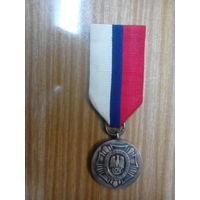 Медаль за заслуги лиги обороны страны 2 ст. Польша