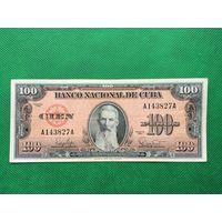 Редкая банкнота Куба лот 9