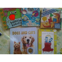 Детские книги на английском языке. 5 штук. НЕДОРОГО!