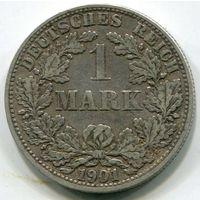 ГЕРМАНИЯ - МАРКА 1901 А