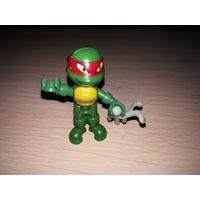 Продам игрушки из киндера серии черепашки ниндзя