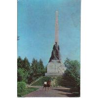 Хабаровск, памятник жертвам интервентов и белогвардейцев