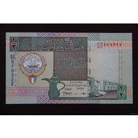Кувейт 1/2 динара 1994 UNC
