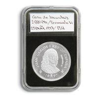Leuchtturm -капсула для монет EVERSLAB 39 мм.