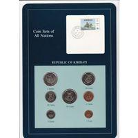 """Кирибати. набор 7 монет из серии """"Coin Sets of All Nations"""""""