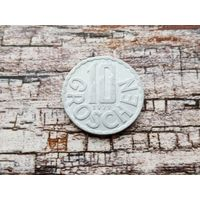 Австрия. 10 грошей 1971.