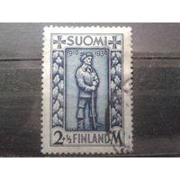 Финляндия 1938 20 лет финской самообороны