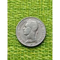 Бельгийское Конго 50 сантимов 1926 г