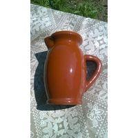 Кувшин (жбанок) из СССР, керамика