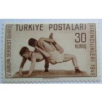 Турция 1949г.