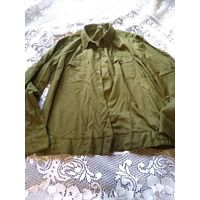 Военная рубашка 43-5
