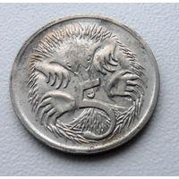 5 центов Австралия 1996 год - из коллекции