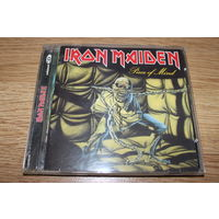 Iron Maiden - Piece Of Mind - CD