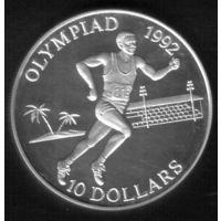 10 Долларов 1991 год Соломоновы острова