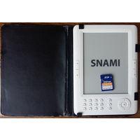 "Электронная книга SNAMI EB03 (6"" монохромный E-Ink VizPlex)"