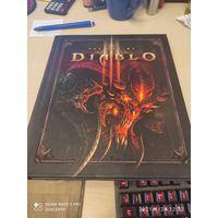 Артбук The Art of Diablo Collectors Edition Blizzard