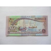 Мальдивы, 5 руфий , 2011 г.