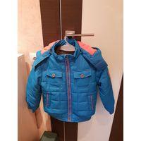 Новая куртка на рост 98-104см