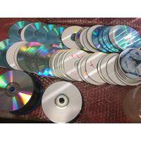 180 CD. Диски с танцевальной музыкой. Цена за все