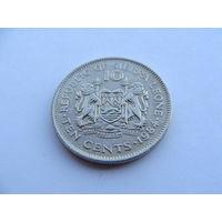 Сьерра Леоне. 10 центов 1984 год КМ#34